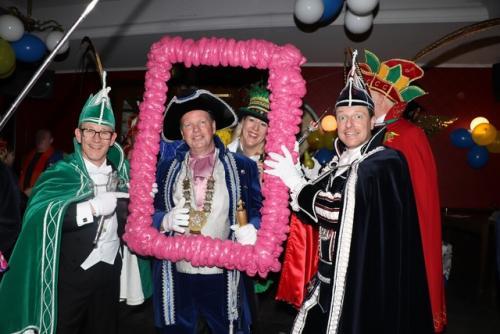 Oudejaarsborrel 't Lestogenblik: feest en waardering